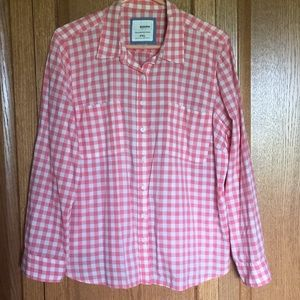 """Sonoma shirt with a """"checkered"""" past"""